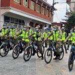 अब ललितपुरका गल्ली-गल्लीमा नगर प्रहरीको 'साइकल गस्ती'