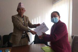 जग्गा प्रशासनको अधिकार माग्दै काठमाडौंमा लालीगुराँसका जनप्रतिनिधि