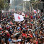 नेकपा प्रचण्ड-नेपाल समूहले देशभर खुसियाली सभा गर्दै