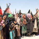 अफगानी महिलाले किन उठाए हतियार ?