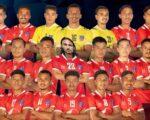 साफ फुटबलको उपविजेता बनेकाे नेपाली राष्ट्रिय टोली आज स्वदेश फर्किदै